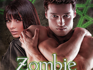 Zombie Seduction - A Morgan Fox Romantic Favorite