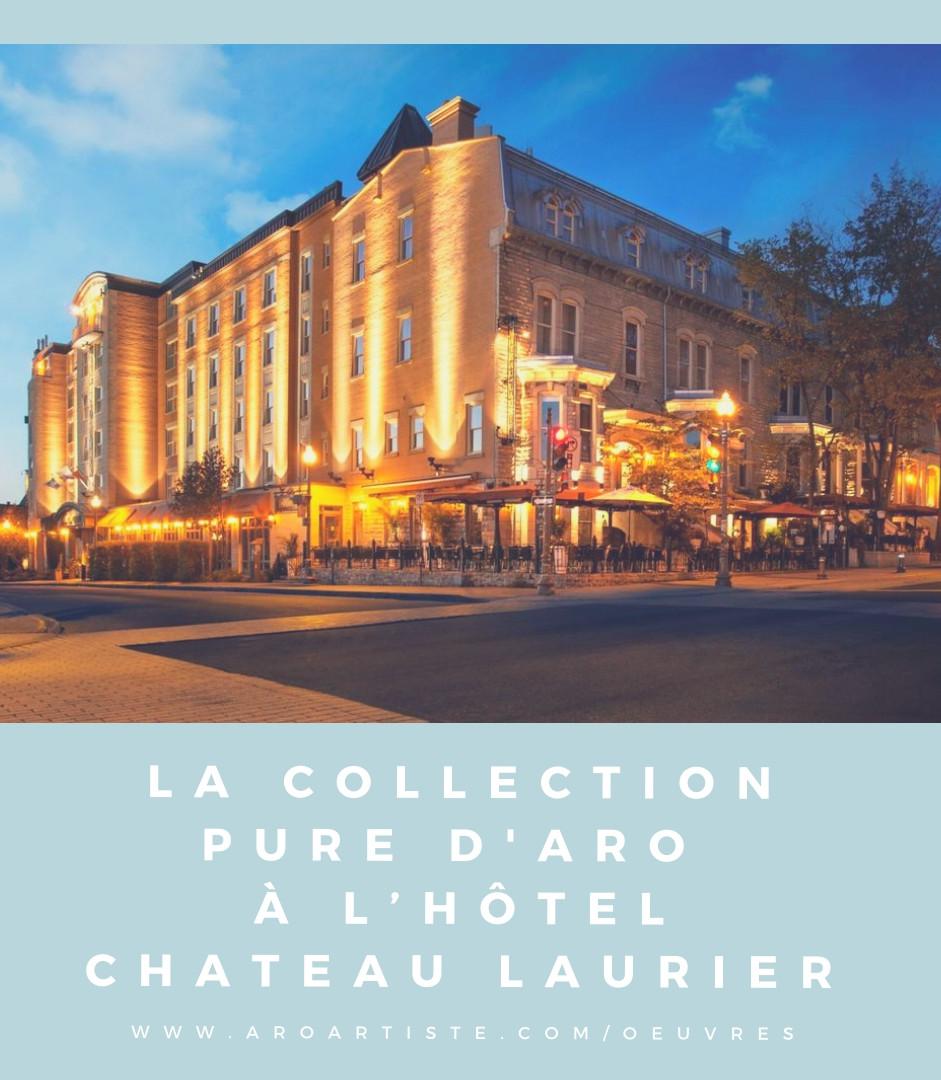 Hôtel Château Laurier Québec - Blogue | 12/10/2018