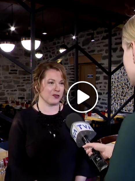 Reportage de Plein feux sur Québec de TVA   24/03/2018