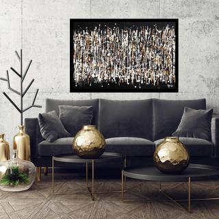 Oeuvre originale d'Aro artiste peintreLiberté décor 36x24-min.png