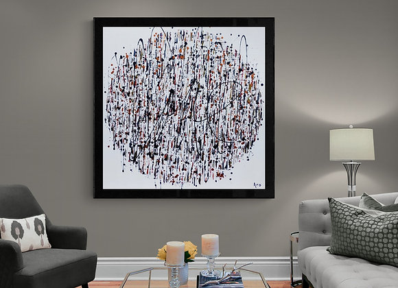 What love can give 40x40