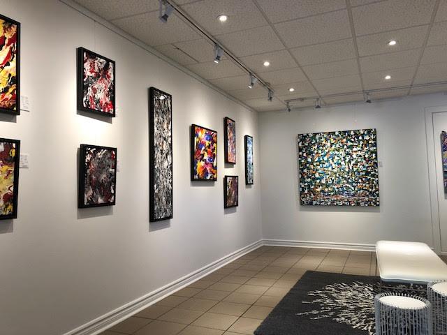 Aro ouvre sa galerie d'Art à Stoneham