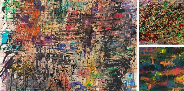 Contemporary Paint Collection - Essai