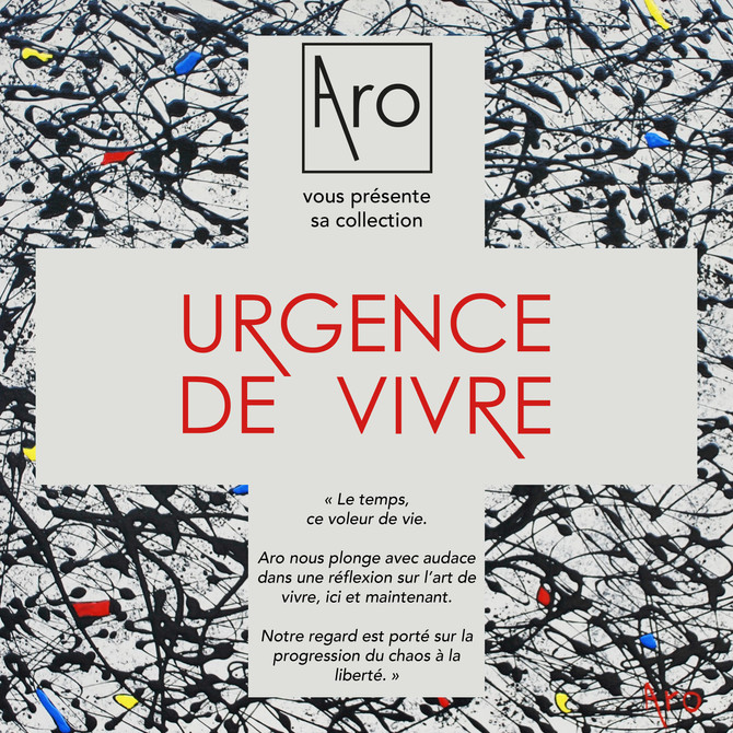 Vernissage Aro | Invitation VIP