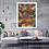 Œuvre originale abstraite You are beautiful 30x40 Aro Artiste Peintre