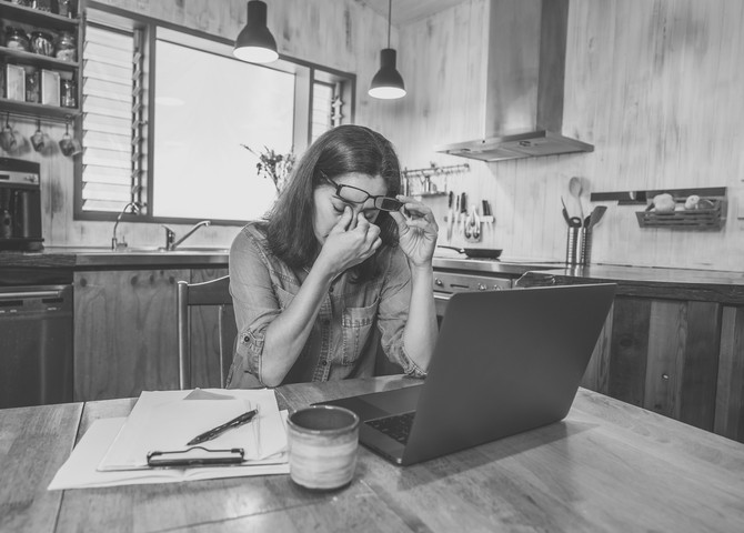 Es-tu gêné de ton décor durant tes réunions virtuelles ?