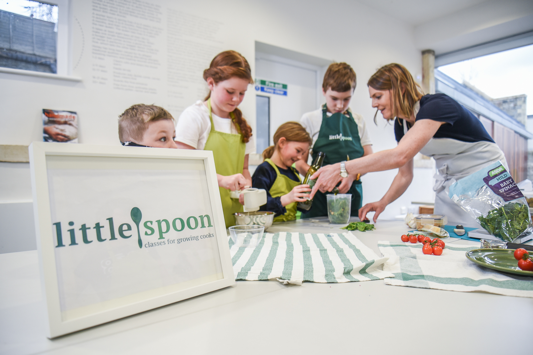Little Spoon Workshop