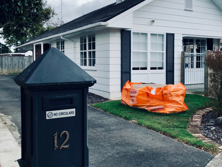 The Good Life: The letterbox incident