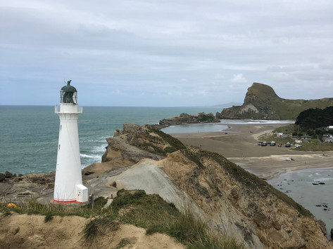 Lush Pictures: Castlepoint