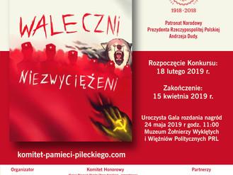 VI Konkurs Historyczny o Żołnierzach Wyklętych