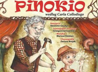 """Zapisy na wycieczkę na spektakl  """"Pinokio"""""""