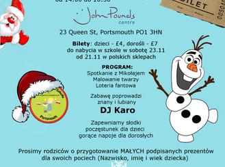 Szalone Mikołajki 2019