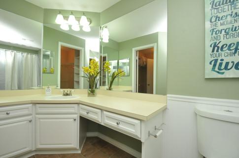 Large Bathroom Vanity!