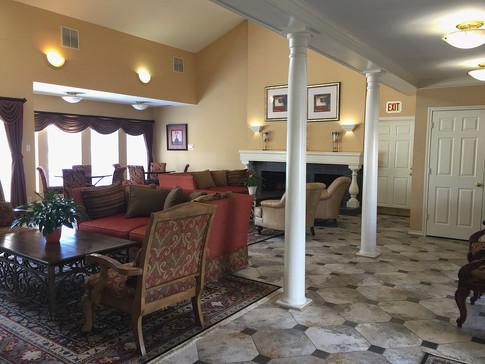 Enjoy clubhouse amenities!