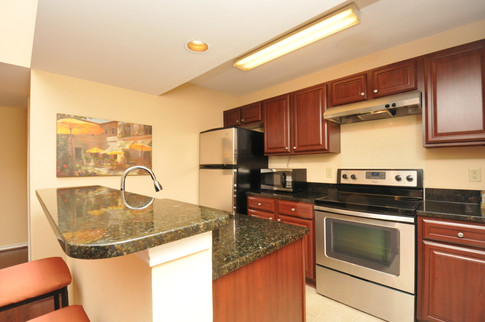 Stainless Steel Appliances!