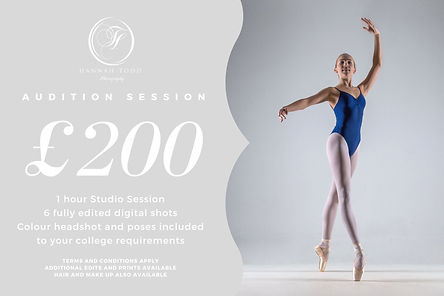 2020 Individual Audition Session Price F