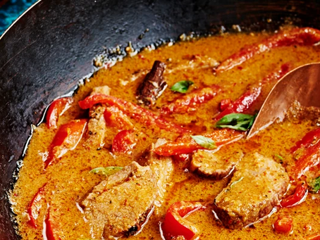 Duck Penang Curry