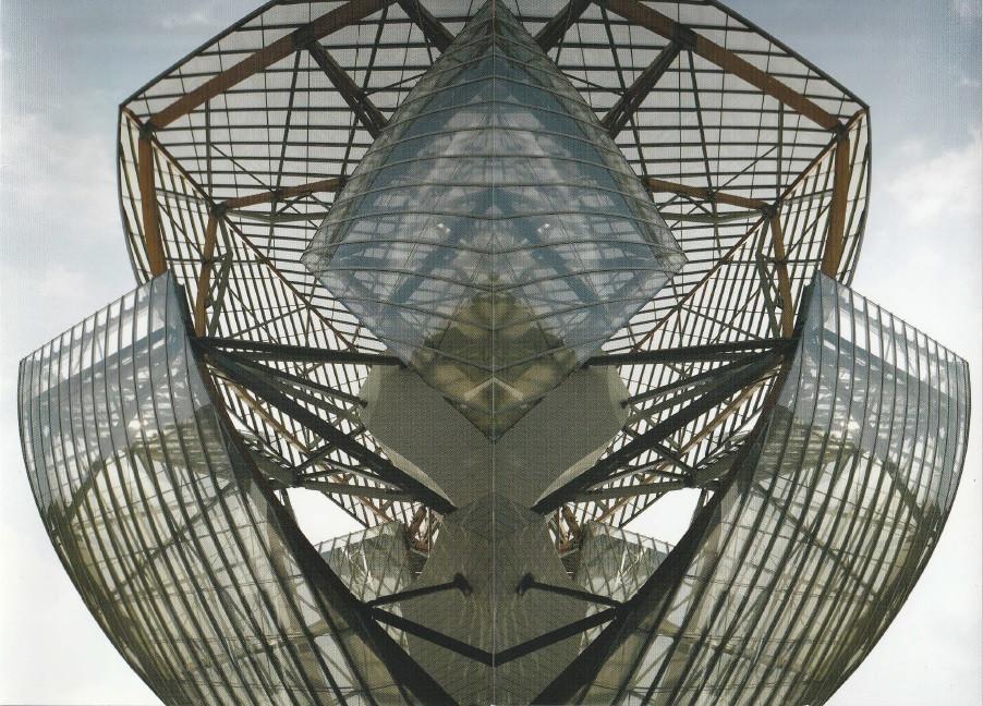 Inauguration Fondation Louis Vuitton