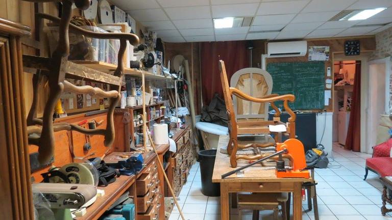 L'atelier l'embellie - Tapissier décorateur