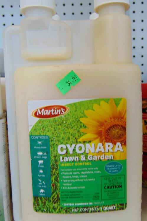 Cyonara Lawn & Garden Spray