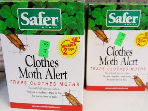 Safer Clothes Moth Alert
