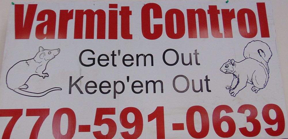 Varmit Control