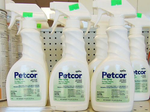 Petcor Flea Spray