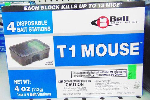 T1 Mouse Disposable Mouse Trap