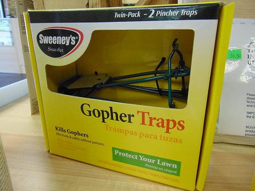 Sweeney's Gopher Traps