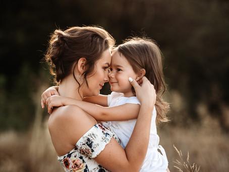 Máma a já
