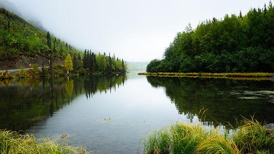 クリアウォーター湖