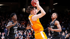 SLOWLY BUT SURELY: Vols overcome early game struggles to defeat Bearcats, improve to 2-0