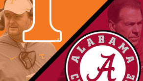 THE FOURTH SATURDAY IN OCTOBER: David vs. Goliath, AVCIS staff predictions for Tennessee at Alabama