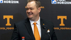 Vols flog Falcons in lackluster effort, showing there is still work to be done