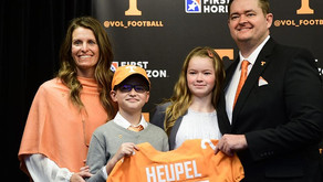 Tennessee vs. Bowling Green: Get Heup'd