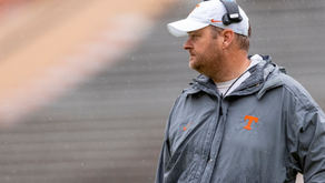 DIALING BACK EXPECTATIONS: How Heupel becomes a success at Tennessee