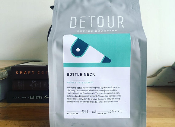 Bottle Neck - Medium Roast Coffee