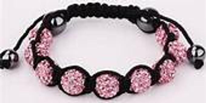 Pre-ados 10 - 13 ans: bracelet shamballa