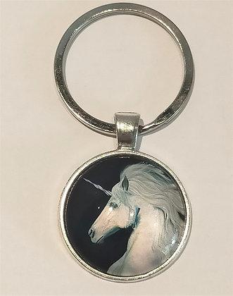Porte-clés Licorne 2