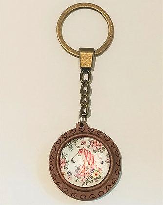 Porte-clés Licorne 1
