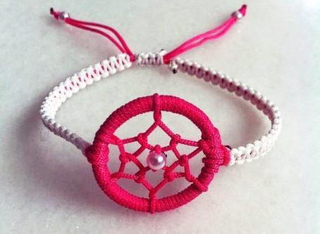 Astuces pour réaliser un bracelets attrape-rêves