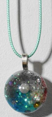 Demi-sphère galaxie 2