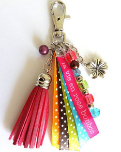 Porte-clés multi-attaches