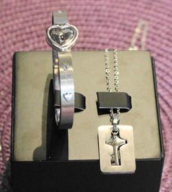 Bracelet / Collier couple