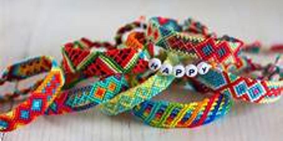 Atelier ados: bracelets breziliens