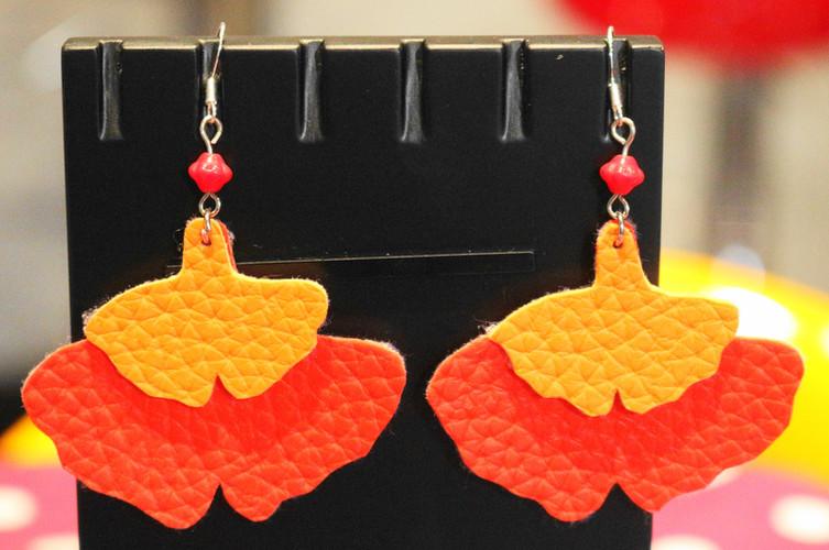 B.O. rouge orange