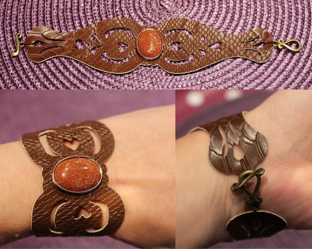 Bracelet serpent 2