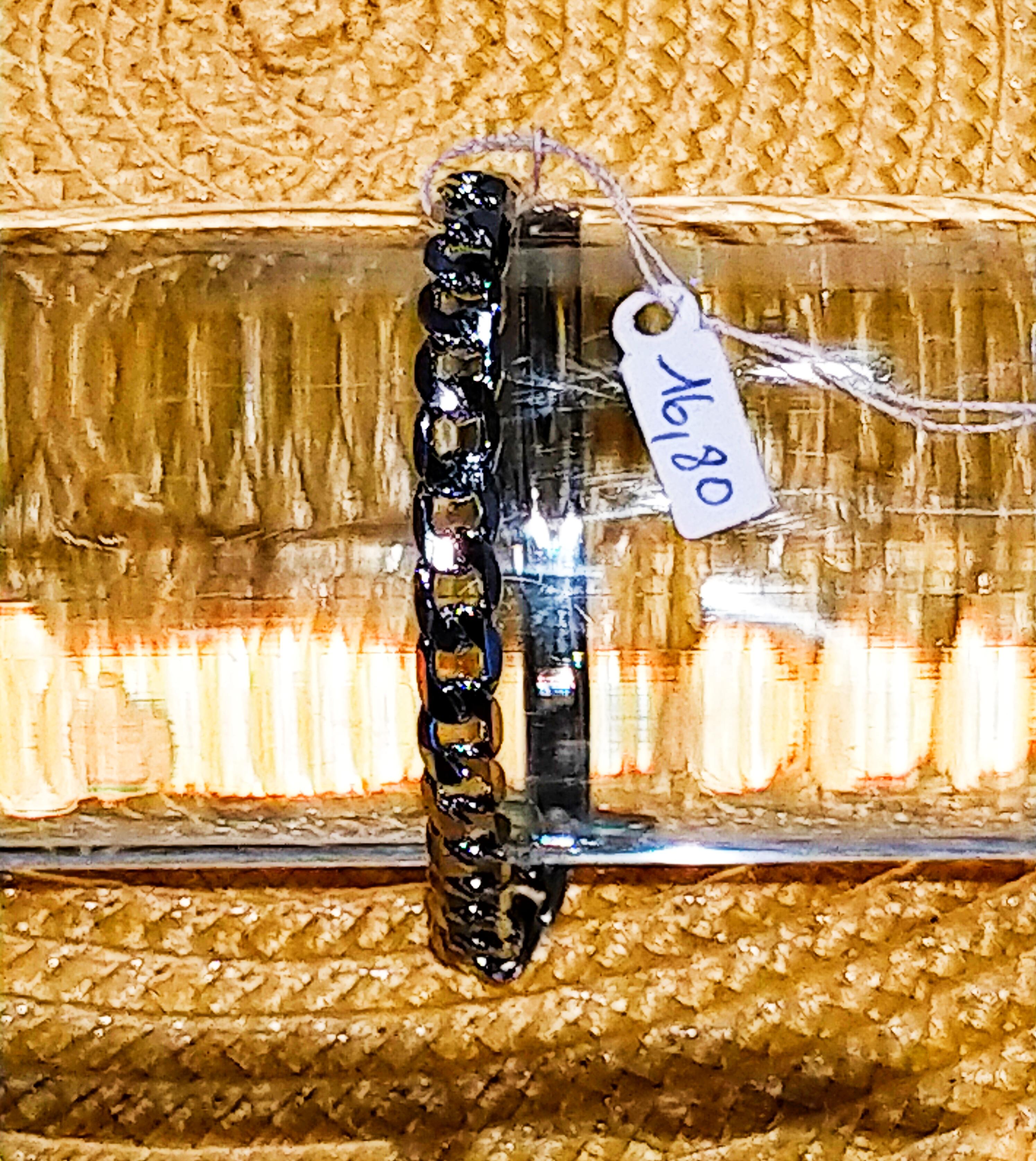 Bracelet chaine pour homme