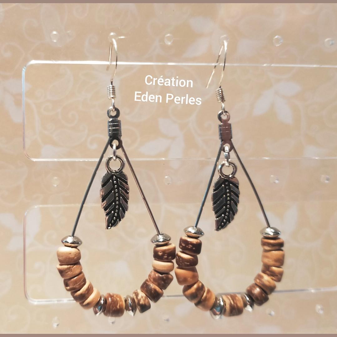 B.O. perles de coco