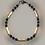 Thumbnail: Bracelet hématite argent, anthracite